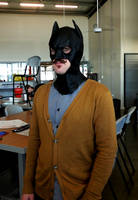 Sir Batman by Caen-N