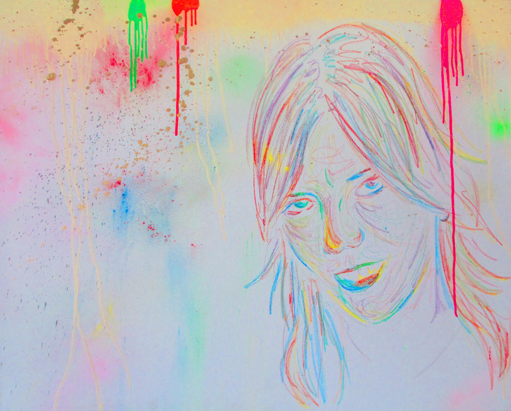 Lil Portrait by Caen-N
