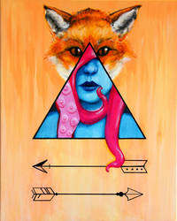 Fox Tenticals Triangle