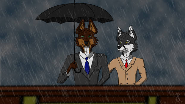 Rainy Day Funeral