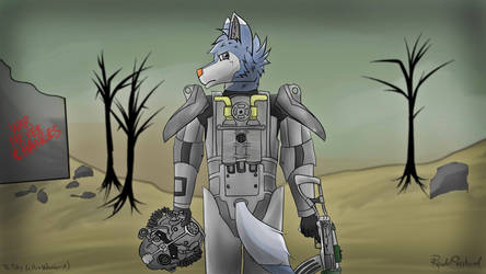 War Never Changes [Gift Art for XartwatcherX]