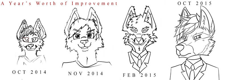 A Year's Worth of Improvement