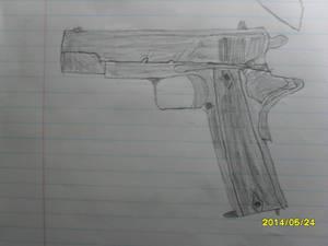Colt 1911 attempt