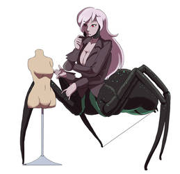 Dr. Crafty Fan OC: Silkarella