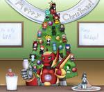 Christmas Celebration: Sir-Raptor Style! by Sir--Raptor