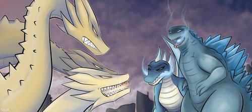 Natasha in the Monsterverse! by Sir--Raptor