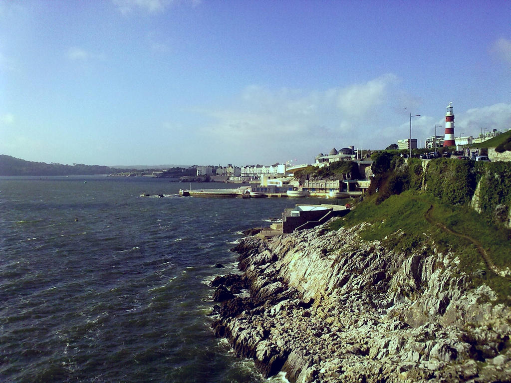 Plymouth seafront 2 by fbakos