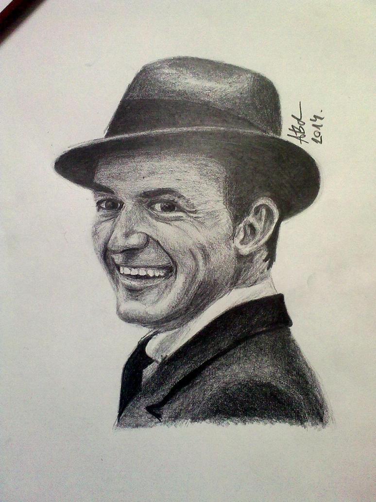 Frank Sinatra by fbakos