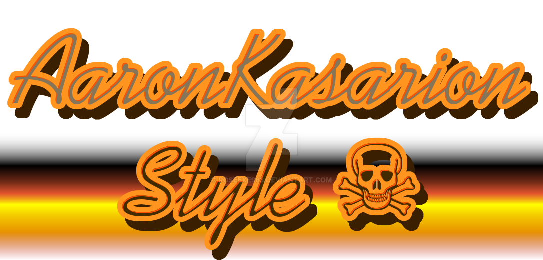 AaronKasarion Style ( cool ) by Roseexe963