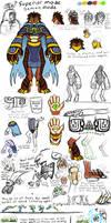 Superior mode concepts: Alexis Zenos