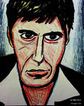 Scarface by THE SPILT INK