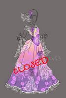 Adoptables (Wedding Dress) CLOSED by Lesenka83