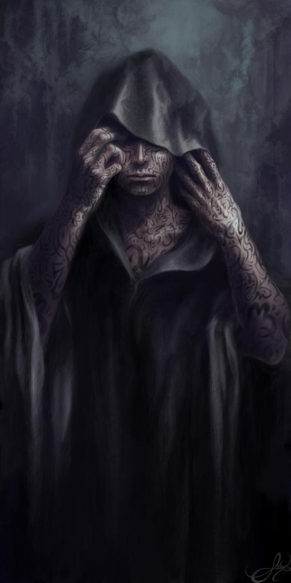 [Marina] Mindalus de Kraken The_Painted_Man_by_navate