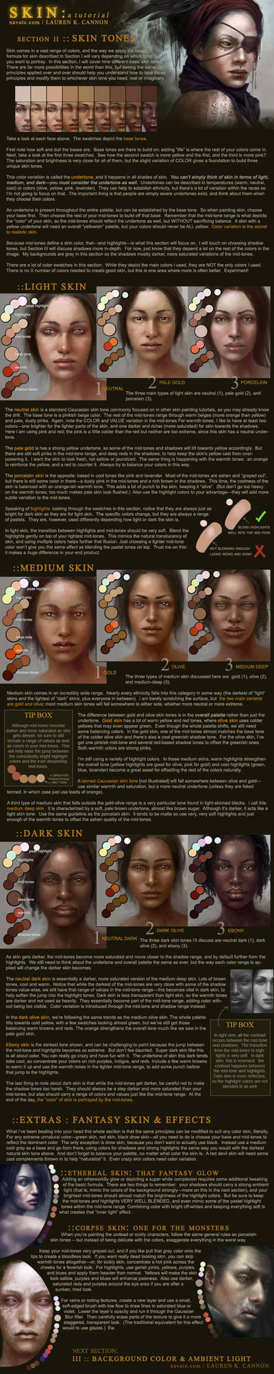 SKIN: a tutorial - Part 2