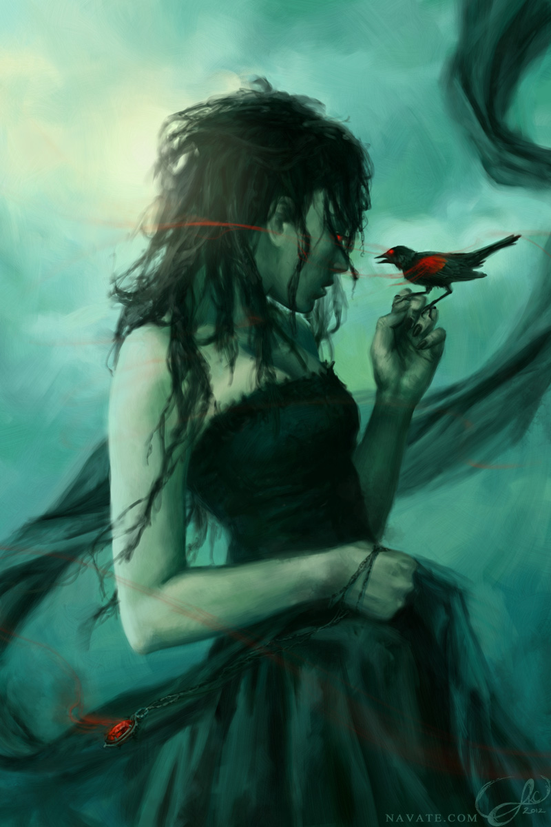 Black Bride by navate