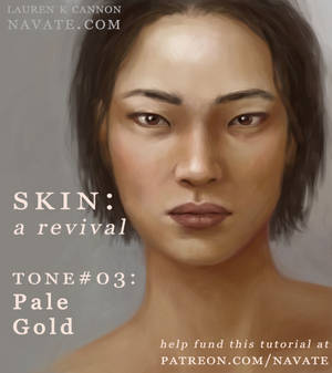 SKIN Tutorial Revival - Pale Gold