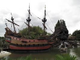 pirate ship 2 by LadyEloise