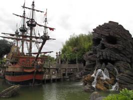 pirate ship 3 by LadyEloise