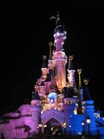 sleeping beauty's castle 3 by LadyEloise