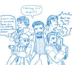 SuperWhoLock fanart