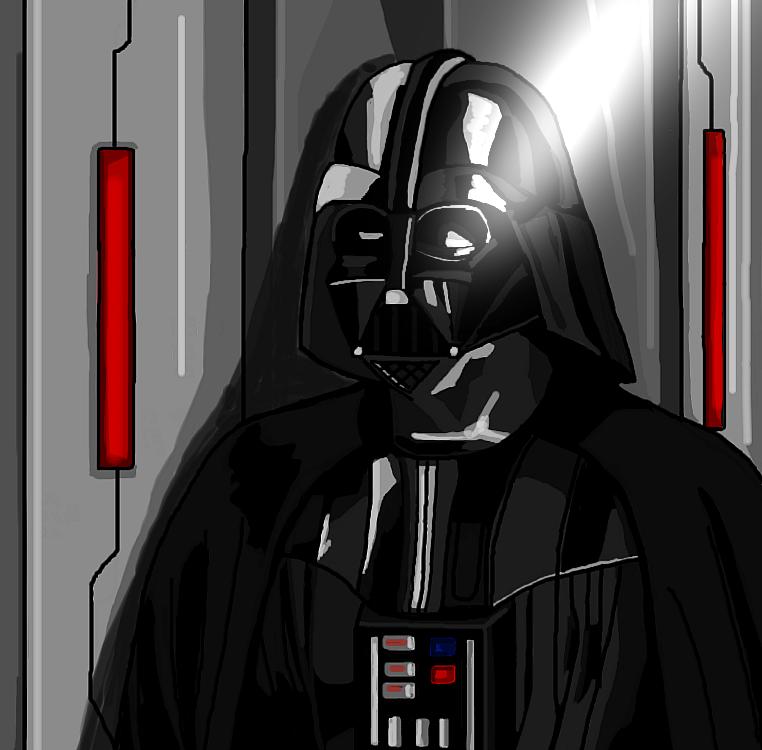 Darth Vader by Omega-Knight01