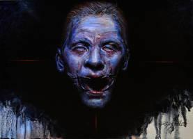 Rammstein (oil on canvas) by KaradjinovicMarko