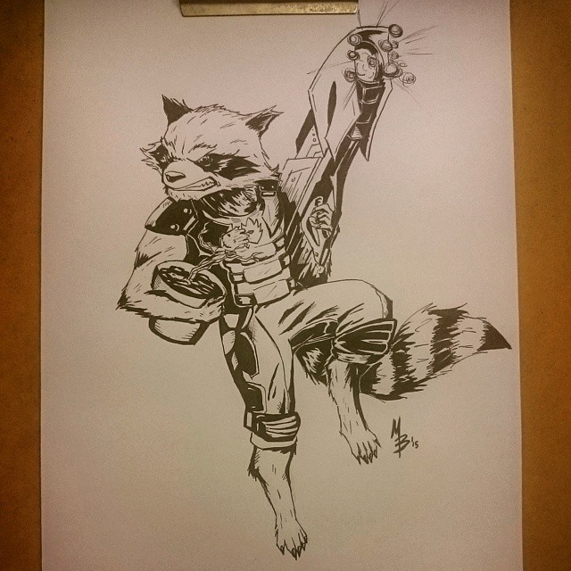 Rocket by mertbaran