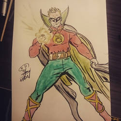 Alan Scott Green Lantern