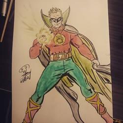 Alan Scott Green Lantern