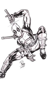 Deadpool - Maximum Effort!