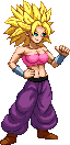 Patreon Reward: Caulifla (Dragon Ball Super) by barker09