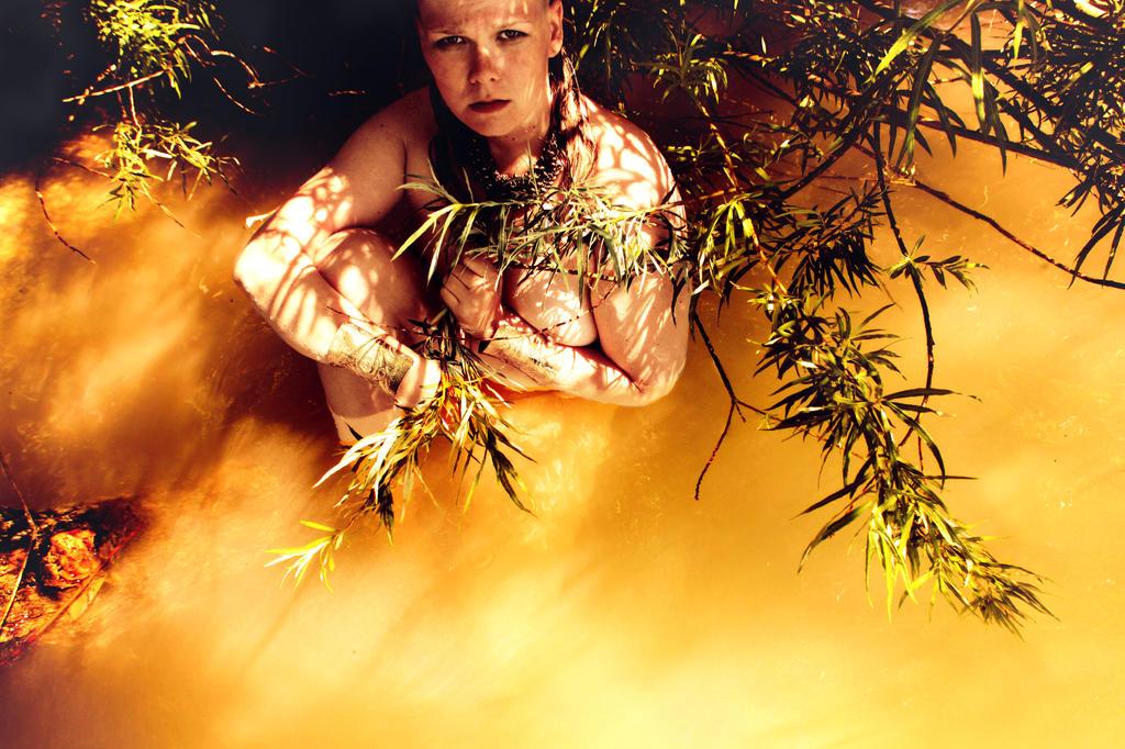 Jungle Drum by MissMontauk