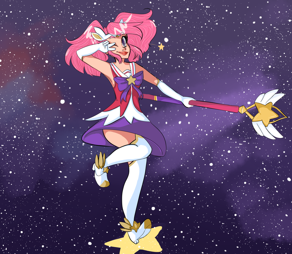 Star Guardian Lux by asinineRainbows