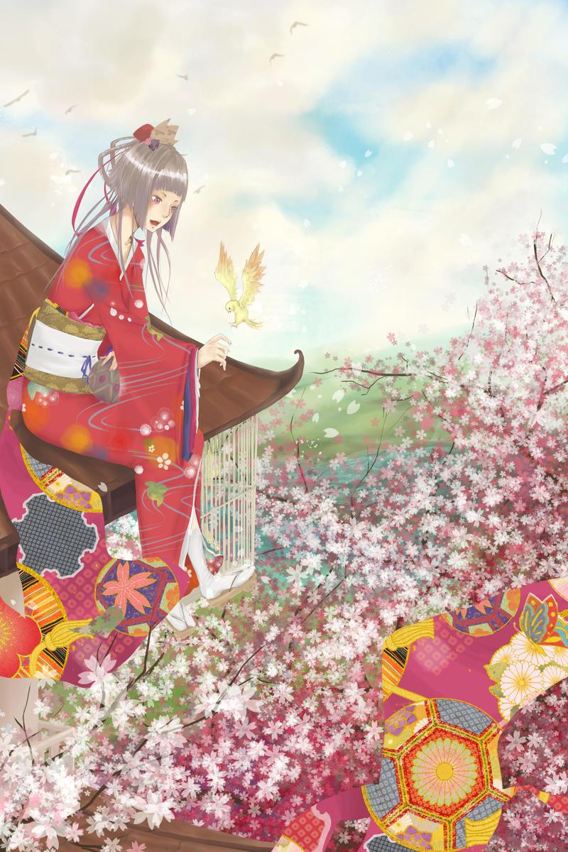 Osaka-chan by Neneko-sama