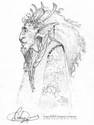 Ginkgo Crown by bonegoddess