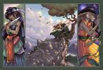 Ademus Triptych