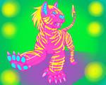 Neon Nurd - Adopt Auction OPEN