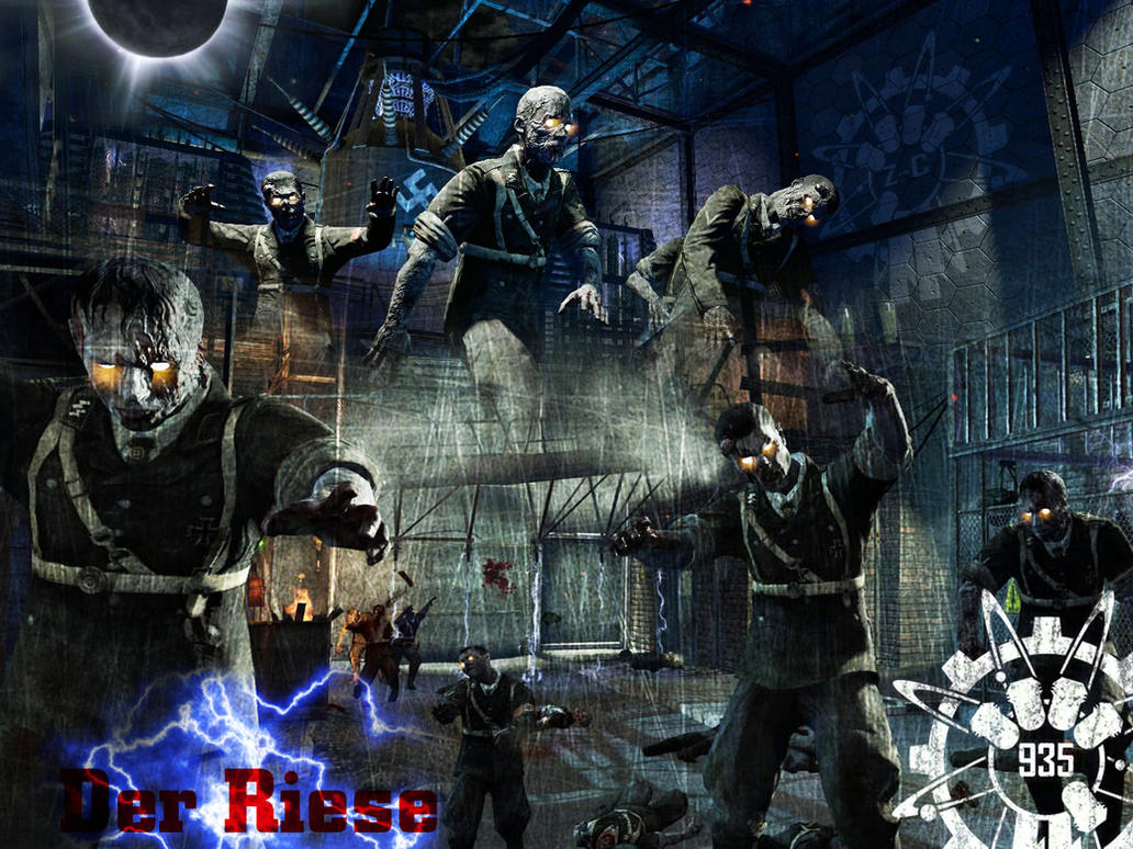 nazi zombies der riese wallpaper -#main