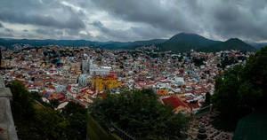 Panoramica de Guanajuato