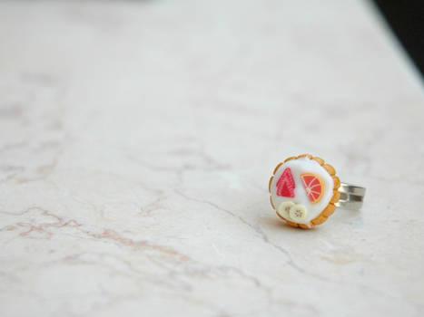 Girlish Tart Ring