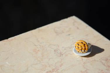 Cinnamon Bun Ring