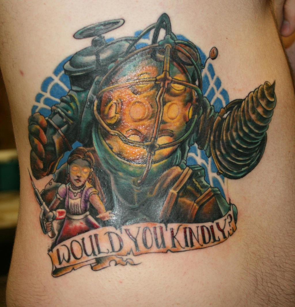 Tattoo Little Kid