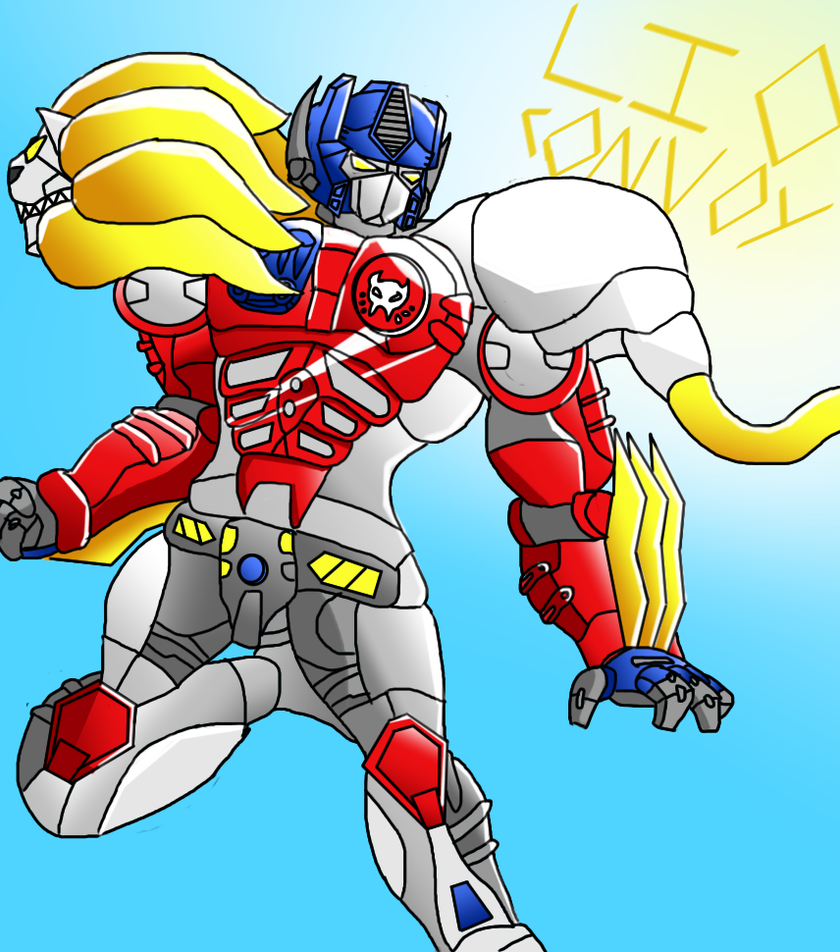 Favorite transformers 2/10: BW II: Lio Convoy by StarBoy8