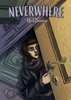 Neverwhere Book Cover