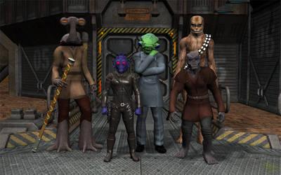 Darkside Elite Trade Division