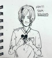 Sam Williams   Happy Birthday!   by Whiter028