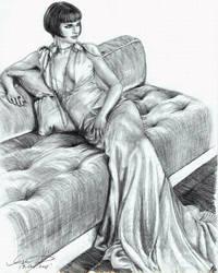 Natalie Portman by thehiddensapphire