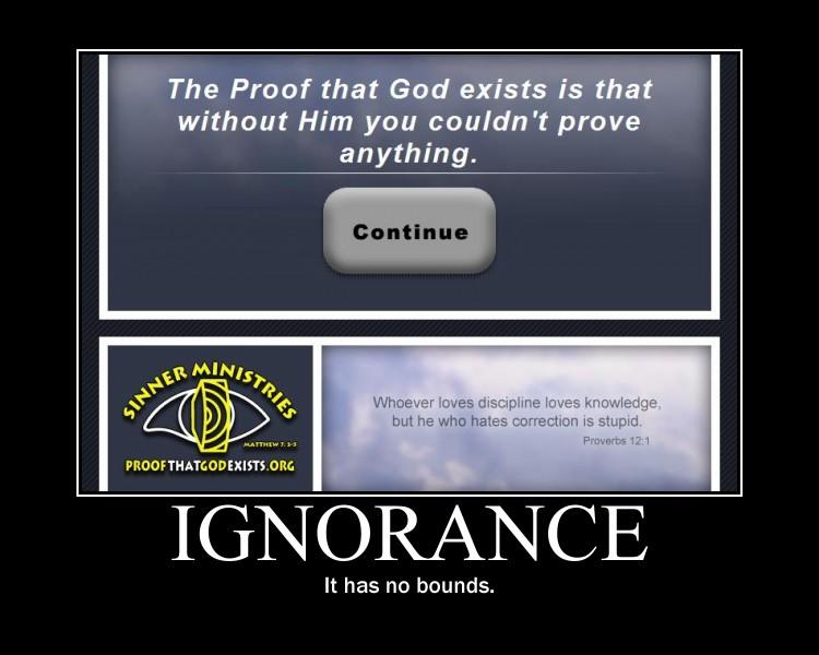 Proof Of God by Darkman140