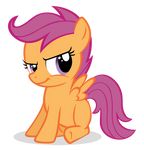 Scootaloo: 'Sure! We can do that.'