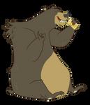 Harry The Fancy Picnic Bear